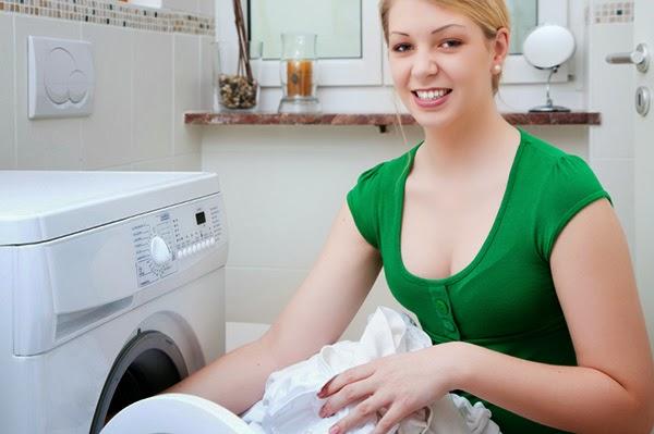 máy giặt không vào nước